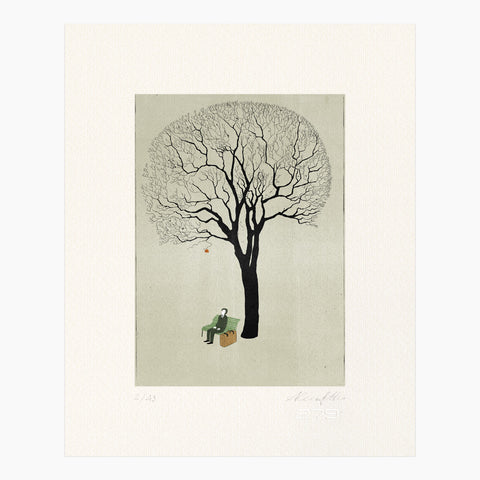 Shout (Alessandro Gottardo) / Living with Dignity
