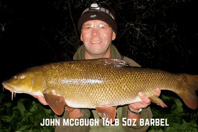John McGough Elips Barbel