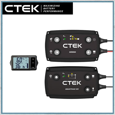 "CTEK ""OFF ROAD"" Battery to Battery Charging System 140A"