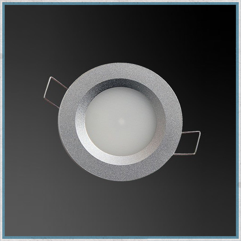 3W Touch Dimmable 69mm Recessed LED Down Light