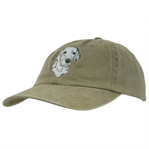 Dalmatian Adjustable Baseball Cap