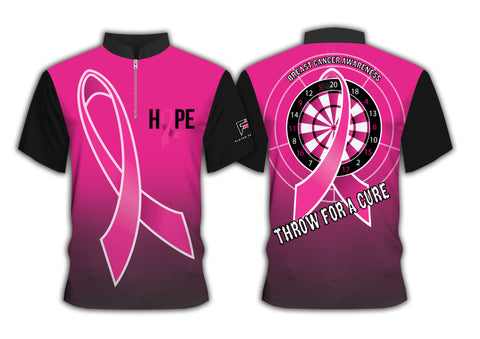 2018 Throw for a Cure Jersey
