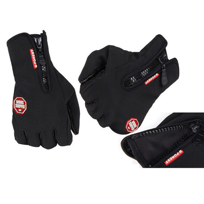 Outdoor Gloves With Touch Screen Index Finger - Sixty Six Depot