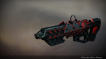 "Exotic Pulse Rifle - ""Outbreak Perfected"""