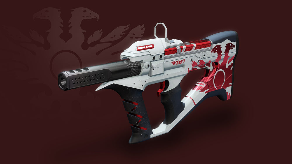 "Legendary SMG - ""The Recluse"""