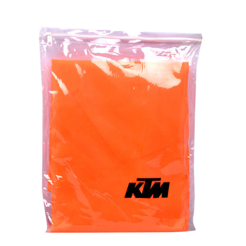 R.J.VON - Premium Quality  Bike Body Cover With Mirror Pockets Yellow - KTM Duke 390 ABS