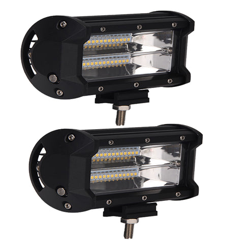 R.J.VON - RJEXPBNFL04 Supper Bright  Led Fog Lamp Light with switch