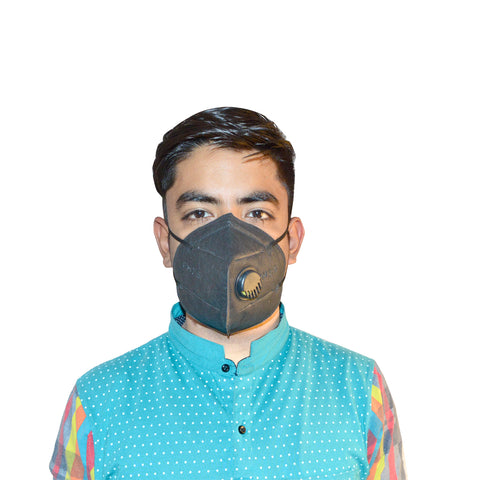 R.J.VON - RJEXFMN03 Anti Pollution Bike Riding Dust Mask