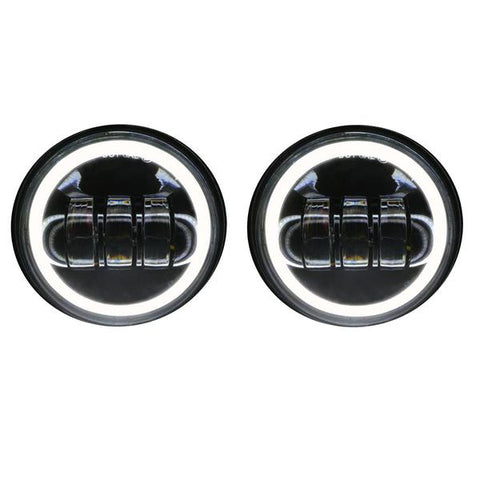 R.J.VON Fog Lamp Pack of 2