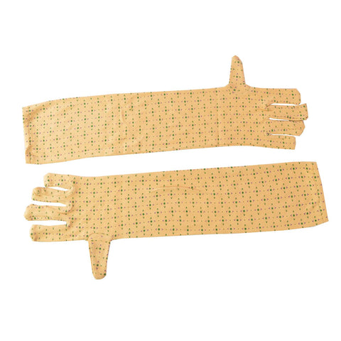 R.J.Von Brown Full Hand Gloves Cold & Sun Protective(Unisex)