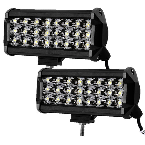 R.J.VON - RJEXPBNFL09 Supper Bright 24 Led Fog Lamp Light with switch
