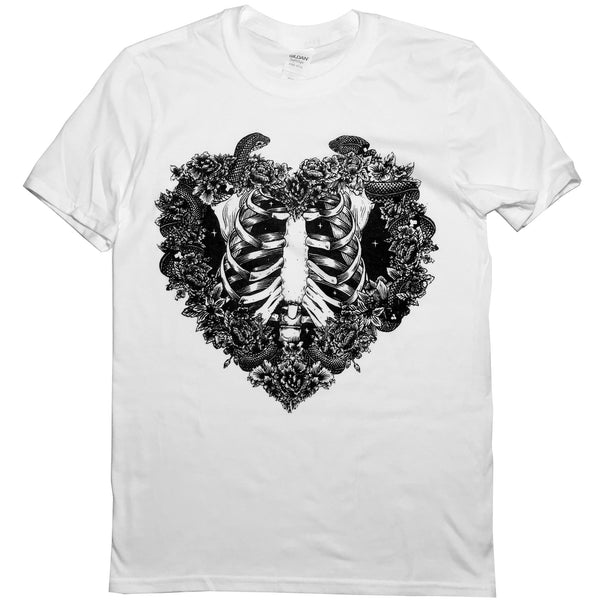 Heart wreath- Unisex T-Shirt