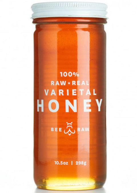 Bee Raw | Raw Georgia Tupelo Honey