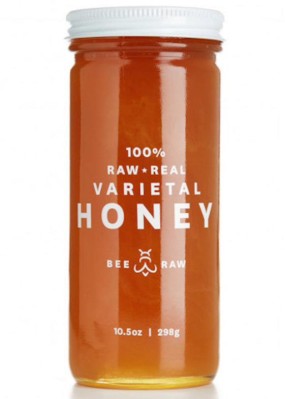 Bee Raw | Raw Maine Wild Blueberry Honey