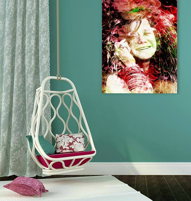 Janis Joplin Art for Sale