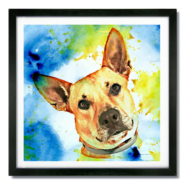 Custom Pet Art by Lisa Jaye
