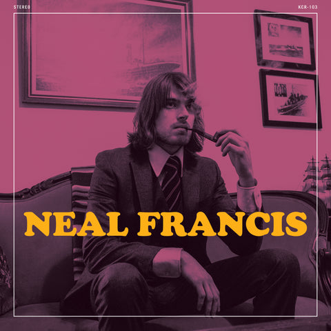 <b>NEAL FRANCIS</b><br><i>These Are The Days</i>