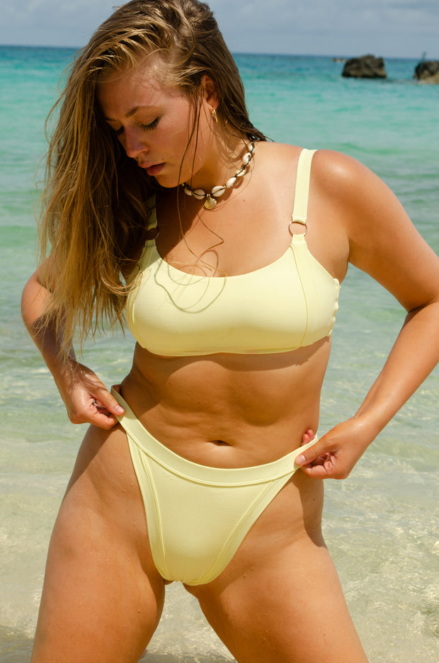 Cameron Top - Yellow
