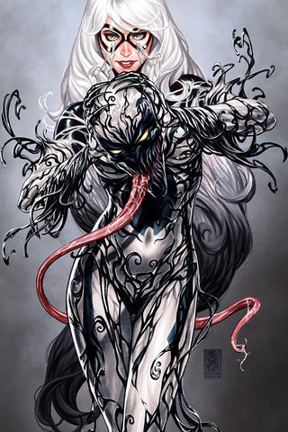 BLACK CAT #2 BROOKS ANTI VENOM-IZED VIRGIN SDCC VARIANT LIMITED TO 1000