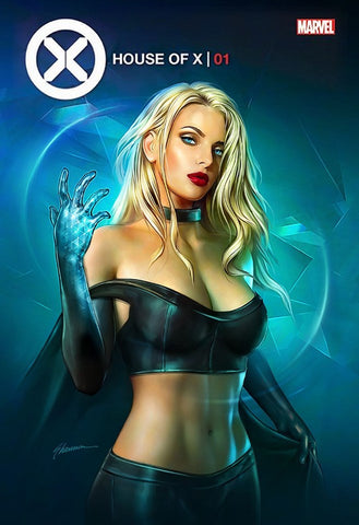 HOUSE OF X #1 SHANNON MAER TRADE DRESS LIMITED TO 3000