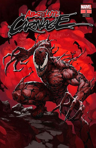 ABSOLUTE CARNAGE #1 SKAN SRISUWAN TRADE DRESS LIMITED TO 3000