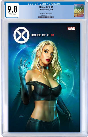 HOUSE OF X #1 SHANNON MAER TRADE DRESS LIMITED TO 3000 CGC 9.8 PREORDER