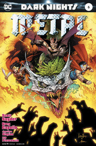 DARK NIGHTS METAL #6 (OF 6) (NOTE PRICE)