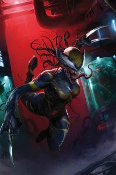 28/06/2017 EDGE OF VENOMVERSE #1 - Sad Lemon Comics