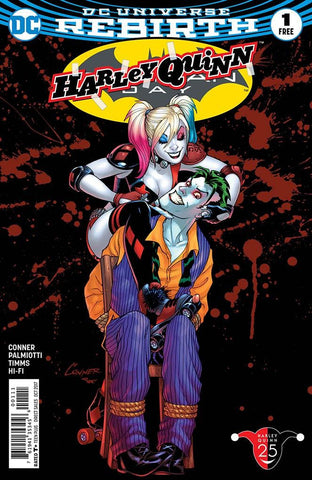 23/09/2017 HARLEY QUINN BATMAN DAY 2017 SPECIAL EDITION #1