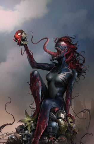 14/06/2017 VENOM #151 FRANCESCO MATTINA MARY JANE VARIANT - Sad Lemon Comics