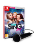 Lets Sing 2019 - Single Mic Pack - Nintendo Switch