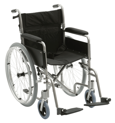 Drive - Enigma Lightweight Aluminium Wheelchair (Self Propelled), Breeze Mobility