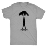 HandStand Tree Tee Triblend Mens