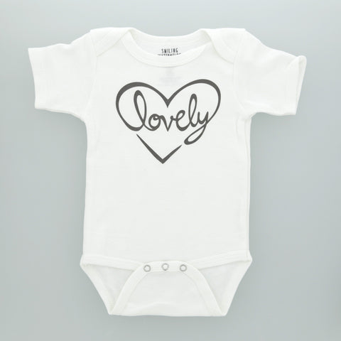 """Love"" Heart Constellation Bodysuit"