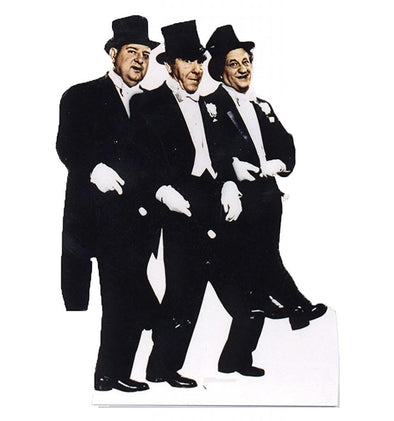 Three Stooges Stand-Up: Tuxedo - FREE SHIPPING