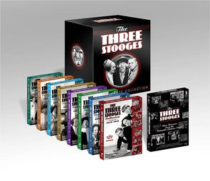 Three Stooges Ultimate Collection DVD Box Set