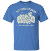 Three Stooges Gents Without Cents T-Shirt