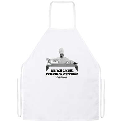 Three Stooges Apron - Chef Curly