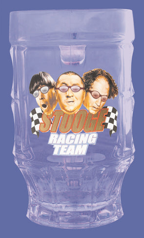 Three Stooge Beer Stein | Stooge Racing - Free Shipping