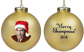 Three Stooges 2018 SHEMP LIMITED EDITION GOLD Christmas Ornament