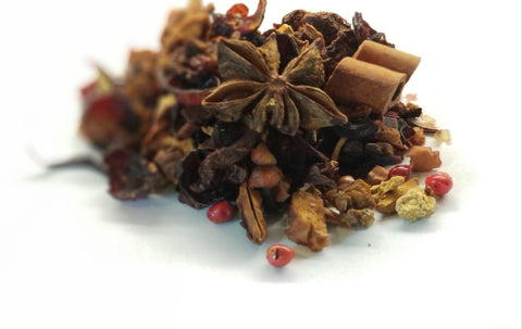 Autumn Berry Herbal Tea