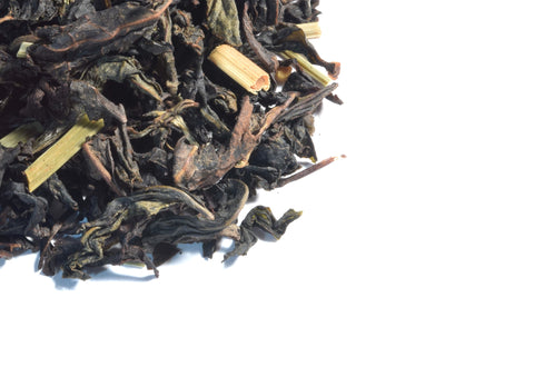 Lemon Ginger  Oolong