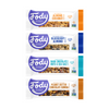 <b>Low FODMAP Snacks<br><big>Sample Variety Snack Bar 4-Pack</big></b><br><small>Try 'Em All</small>