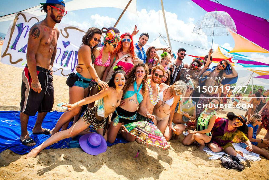 150719227 | Gratitude Migration 2015: Summer Dream | Morning Gloryville camp Regional burn festival at Hello ... | Team Chuubie