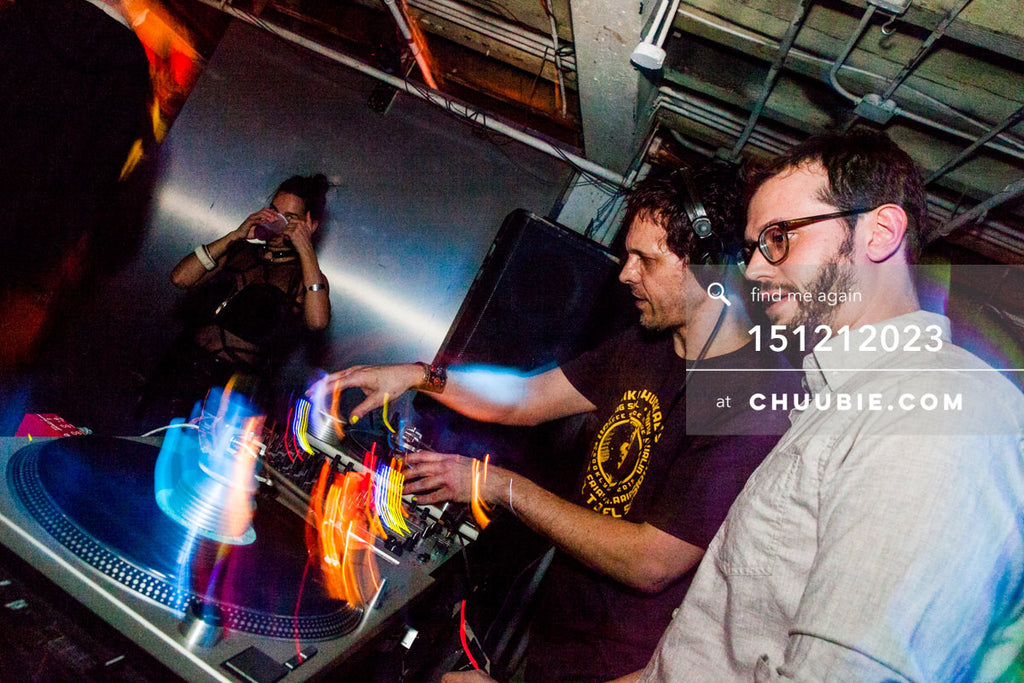 151212023 | DJ Donny Burlin & Sagotsky. — Sublimate & Ruse Labs 2 Year Anniversary: Mike Servito, Sev... | Team Chuubie
