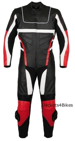 1PC NEW MOTORCYCLE LEATHER RACING SUIT ARMOR Red