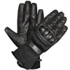CARBON Fiber Motorcycle Mesh & Leather Race Gloves
