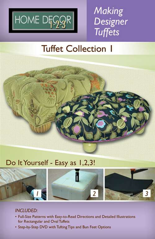 Tuffet Kit Collections Rectangle