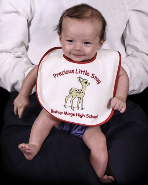 Youth - Little Stag Baby Bib