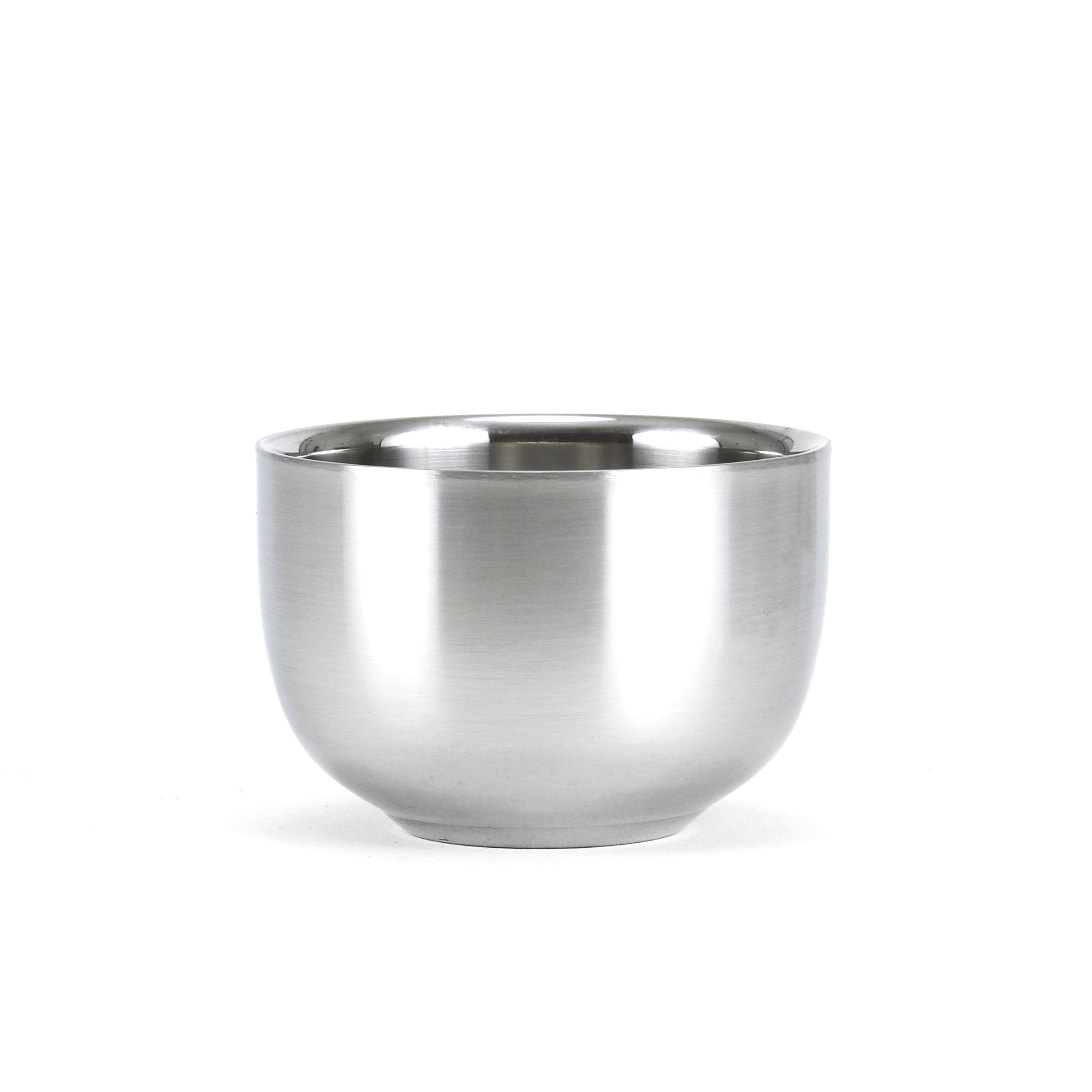 Crux Supply Co. Stainless Steel Shave Bowl